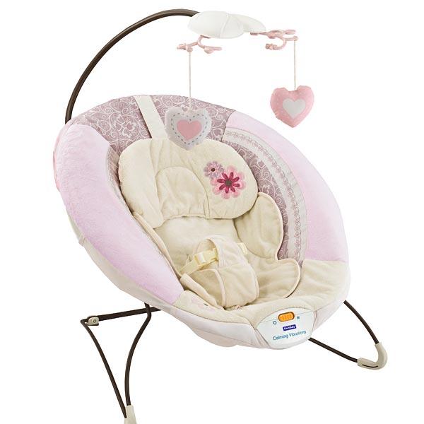 кресло-качалка «Сердечки»