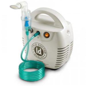 Little Doctor LD 210-C Компрессорный ингалятор небулайзер