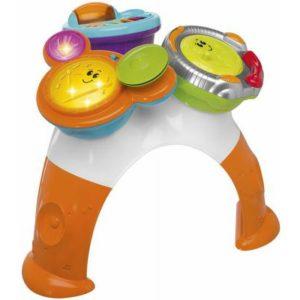 Музыкальный игровой столик Chicco Rock Band