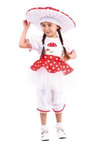 Карнавальный костюм «Мухомор»