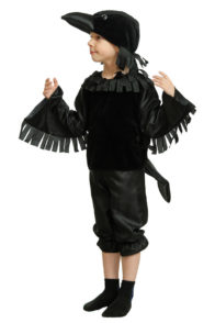 Карнавальный костюм «Ворон»